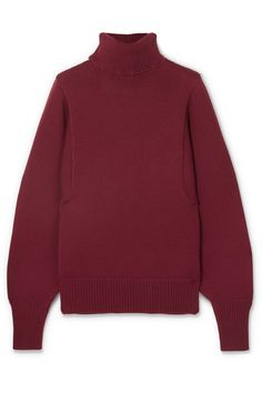 The Row | Meredith wool turtleneck sweater | NET-A-PORTER.COM