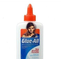 Newt-the glue I need my own version of this. I'd never use it though