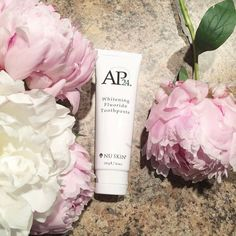 AP 24 Anti-Plaque Fluoride Toothpaste uses a safe, gentle form of fluoride to remove plaque and protect against tooth decay. Nu Skin, Whitening Fluoride Toothpaste, Whitening Skin Care, Ap 24 Whitening Toothpaste, Combination Skin Care, Facial, Oily Skin Care, Toenails, Skin Cream