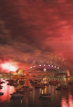 Sydney New Years 2014? Hopefully my second NYE in Sydney :)
