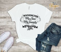 Simmons Family Reunion 2020 Ancestry Tree Personalized T-Shirt Outlander T Shirts, Simmons Family, Ancestry Tree, Black And White Canvas, Active, Personalized T Shirts, Luau, Vintage Tees, Amazing Women