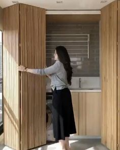 Laundry Room Organization, Laundry Room Design, Home Room Design, Home Interior Design, Interior Architecture, Interior Decorating, House Design, Laundry Area, Kitchen Pantry Design