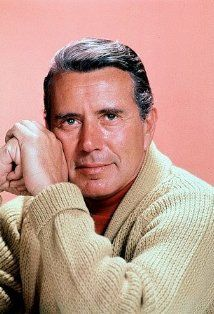John Forsythe, actor  (Bachelor Father) 1918-2010