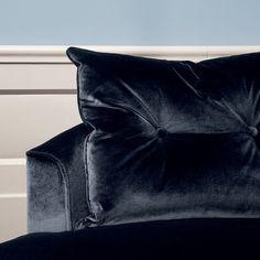 Blue silk velvet  #tondelli #lorenzotondelli #collezionelorenzotondelli #lorenzotondellicollection #milano #furnishing #furniture #architecture #interiordesign #design #interiors #mirror #lamp #lighting #light #reflection #homedecor #sculpture #living #livingroom #bronze #velvet #gold #wood #leather #decoration #chair #armchair #sofa #table