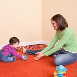 Encourage Baby's Physical Development: 9-12 Months: Get on Her Level (via Parents.com)