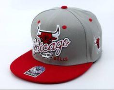 6fe011d6dc975 Bones Aba Reta Chicago Bulls Baseball no Mercado Livre Brasil