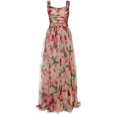 'Cause a gal can dream of Dolce & Gabanna for spring, can't she?