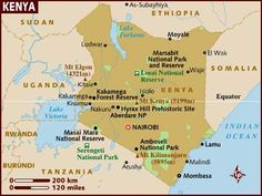 Going to KENYA on African Safari 2015