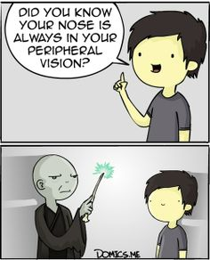 Voldemort DOMICS