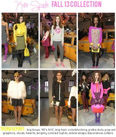 Fall 13 Fashion Week Faves: Kate Spade