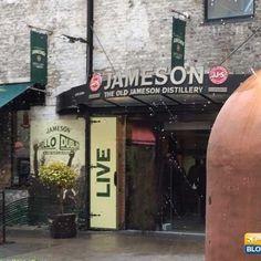 Old Jameson Distillery Dublino
