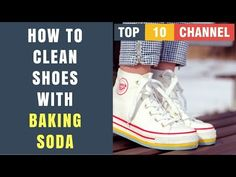 7a6c6c682fa4 How To Clean White Shoes With Baking Soda and Vinegar