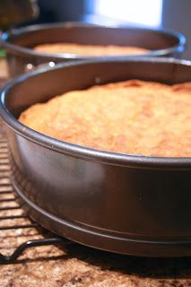 You knew it was coming. I warned you. It was a smashing, delightful success that I must share. Sweet Recipes, Cake Recipes, Snack Recipes, Dessert Recipes, Cooking Recipes, Snacks, Cheesecake Deserts, Creme Brulee Cake, Peach Coffee Cakes