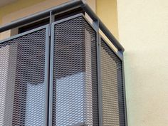 expanded metal balustrade - Google Search