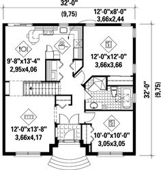 Southern Bungalow House Plan - 80326PM   1st Floor Master Suite, CAD Available, Canadian, Cottage, Metric, Narrow Lot, PDF, Photo Gallery, Southern, Traditional   Architectural Designs
