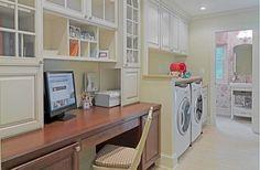 ** CABINETS ** laundry room bathroom combination designs | 33 Coolest Laundry Room Design Ideas
