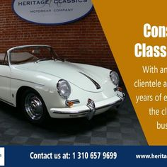 Buying a Consign Classic Car demands thought, investigate and some planning. Consign Classic Car usually are bought by enthusiasts to use and revel in. It is not easy to earn a profit by buying and selling classic cars.