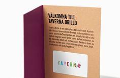 Taverna Brillo on Behance