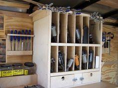 nail gun storage - Google Search