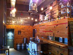 Brew Dog Brewery - Edinburgh Scotland.
