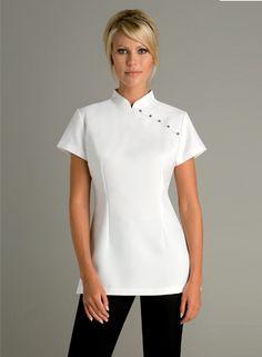 Employee uniform supplier sample uniforms hotel for Spa employee uniform