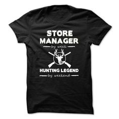 Store Manager Cool Shirt T Shirts, Hoodies Sweatshirts