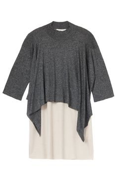 Metallic Silk Double Sweater By 3.1 PHILLIP LIM @ http://www.boutique1.com/