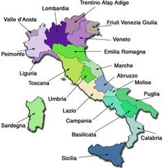wine of italymap | Four Drinks That Should Be Banned Before Four Loko