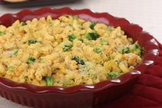 Creamy broccoli mac and cheese casserole Chicken Brocolli Casserole, Chicken And Brocolli, Broccoli Mac And Cheese Recipe, Macaroni And Cheese, Mac Cheese, Cheddar Cheese, Veggie Recipes, Cooking Recipes, Cheese Recipes