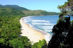 Praia do Sono, Paraty-Brasil