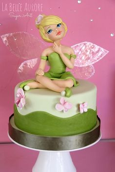 Trilly - by LaBelleAurore @ CakesDecor.com - cake decorating website