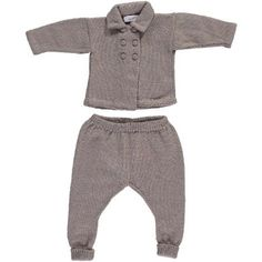 Babywear, coat and trousers