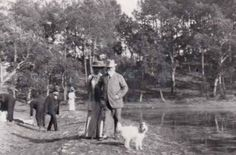 Rare photograph of Alice Keppel and King Edward VII
