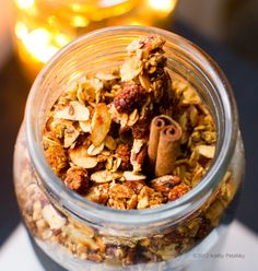 Homemade Holiday Granola Recipes. Plus 5 Gifting Tips!