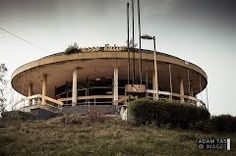 "Panoramio - Photo of Abandoned ""Kaviaren Espresso Kotva"". ©2015 Adam Tas  #adamtasimages"
