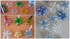 Haz tus propios adornos navideños con elementos reciclados. Lee más en La Bioguía.