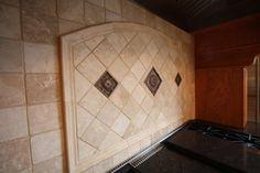 Tile Backsplash  kitchen