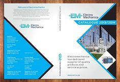 catalogue cover design