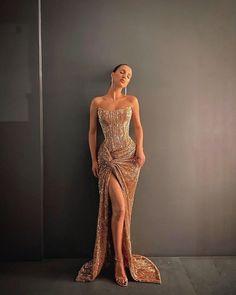 February 06 2020 at fashion-inspo Glam Dresses, Event Dresses, Pretty Dresses, Fashion Dresses, 80s Fashion, Fashion Images, Fashion Clothes, Korean Fashion, Boho Fashion