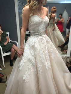 Allure Bridals 2809 2