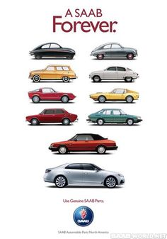 A SAAB Forever!!
