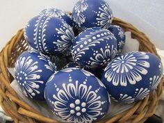Velikonoční kraslice: tmavě modré / Zboží prodejce U Ludinky | Fler.cz