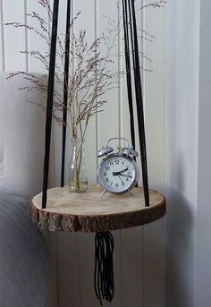 Hangende tafel Zwart No. 001