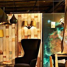 Home - Willie Duggan - The Home of Exclusive Designer Lighting Tom Dixon, Lighting Design, Living Spaces, Wall Lights, Brass, Home Decor, Light Design, Appliques, Decoration Home