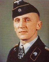General der Panzertruppe Hasso-Eccard Freiherr von Manteuffel (14 January 1897 –…