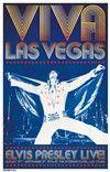 Poster:Rock-Elvis Presley Viva Vegas