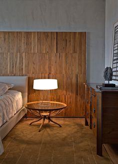 Sleek, Warm Interior: Apartment LA by David Guerra Photo