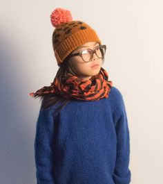 shopminikin - Bobo Choses Knitted Mohair Hat, Leopard (http://www.shopminikin.com/bobo-choses-knitted-mohair-hat-leopard/)