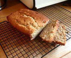 su's baking : banana loaf