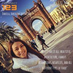 #TestimonialTuesday Beautiful Architecture, Types Of Food, Volunteers, Night Life, Big Ben, Travel, Viajes, Destinations, Traveling